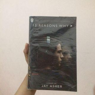 Preloved Thirteen Reasons Why