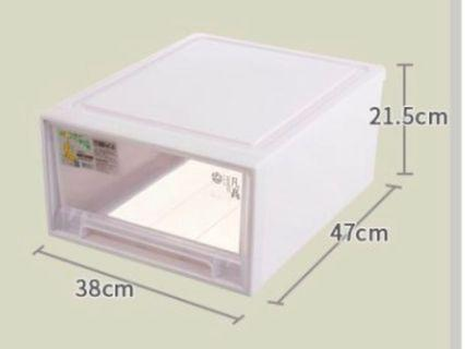 XL 36litres Stackable Shelves (price is for per shelf)