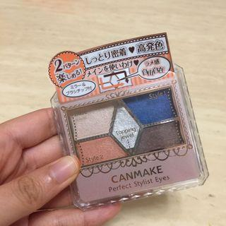 Canmake 眼影 eye shadow