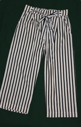 Zara wide pants