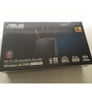ASUS 4G-AC68U 華碩4G AC68U SIM ROUTER