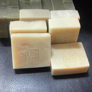 月見草油洗髮皂~喜羊羊手工皂~