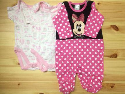 Baby suit mothercare & disney baby