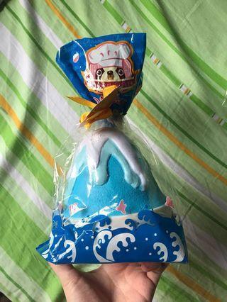 Chawa Kakigori (biru)