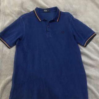 Polo shirt fred perry original bukan ben sherman hugo boss