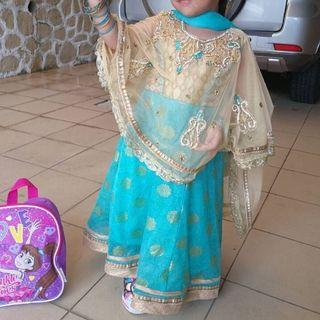Indian outfit for kids