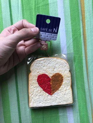 Cafe De N Peanut Butter&Jelly Toast