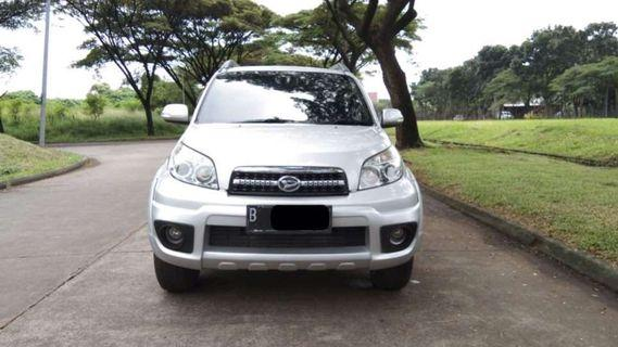 Daihatsu Terios TX Adventure AT 2013