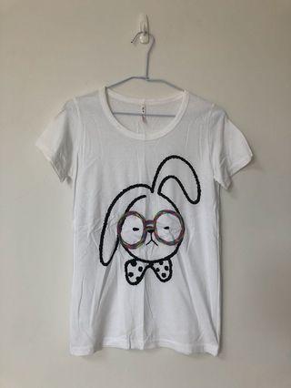 🚚 立體兔兔上衣