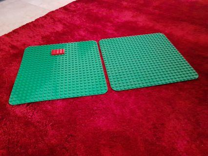 Lego Duplo Building platform