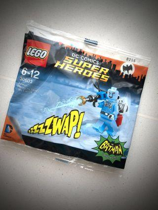 Lego Polybag DC Comics 30603 Mr.Freeze