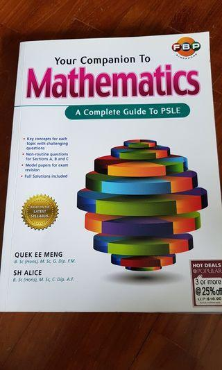 NEW: Primary 6 Mathematics (with Model Papers)