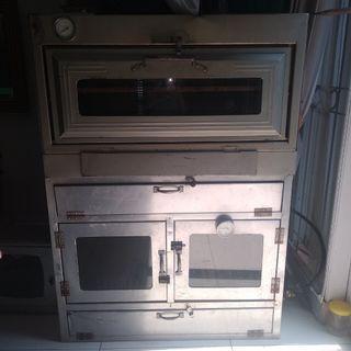 Oven tebal dan proffing untuk usaha roti pizza dan lain lain