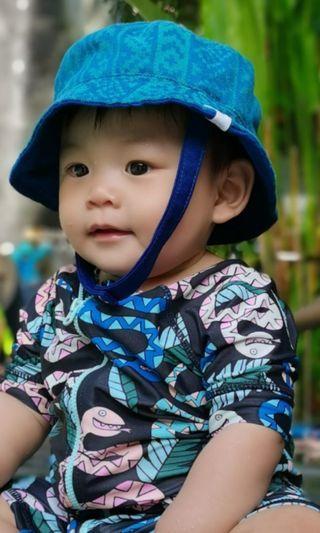 🚚 Baby sun hat