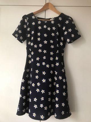 Maxtino Floral Dress