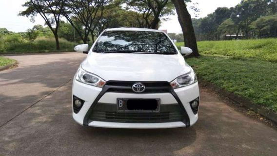 Toyota All New Yaris G AT 2015