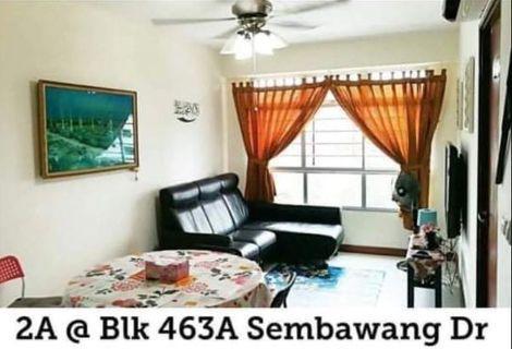 463A SEMBAWANG DRIVE SEMBAWANG RIVERLODGE