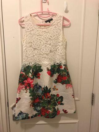 斯文裙 one piece dress