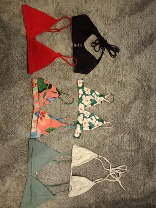 Bikini Tops $5 each