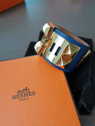 Authentic Hermes Cdc GHW Bracelet