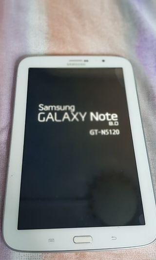 🚚 Samsung galaxy note 8.0 ( only tablet )