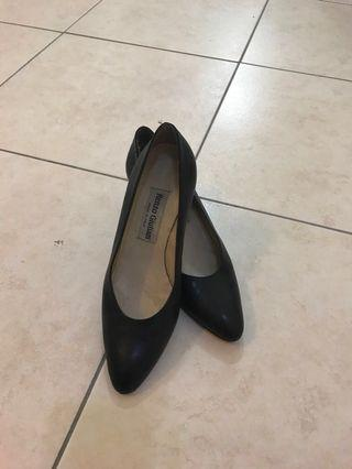 Black Heels authentic made in italy