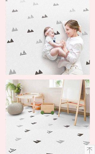 [Double-Sided] Parklon Blanco Playmat (Pure Soft Series)