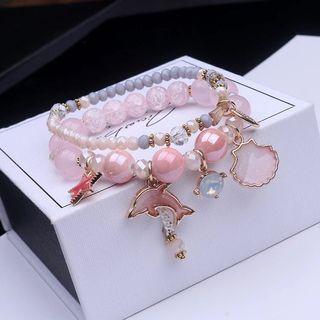 🚚 [2 For $20!] BN Nice Dolphin Bracelet