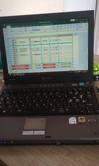 Laptop dynabook