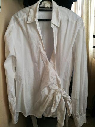White Blouse - H&M