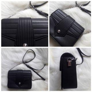 PEDRO BAG AUTHENTIC Black SALE 400.000