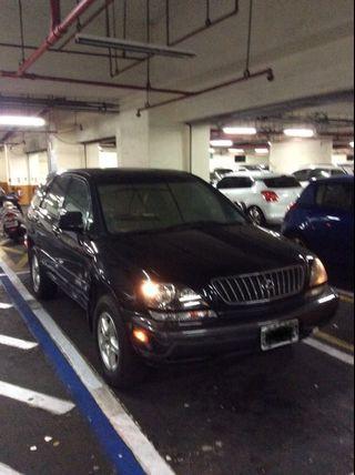 Lexus rx300 1999年 沒什麼問題 都在車庫裡