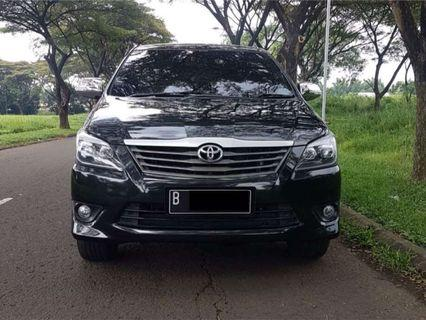 Toyota Innova E 2.0 2012 AT