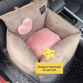 *Pre-Order* Car Seat Cushion for Pets