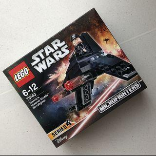 Lego Starwars Microfighters S4 - Krennic's Imperial Shuttle 75136