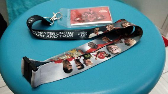 Lanyard Manchester United Old Trafford Tour