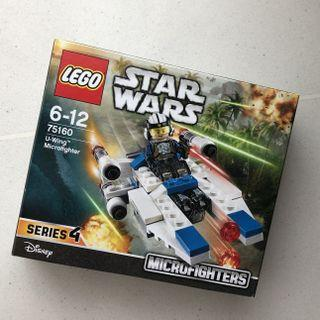 Lego Starwars Microfighters S4- 75160 U-Wing
