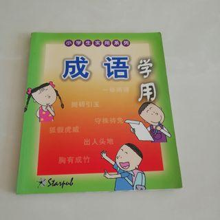 Chinese primary school idiom