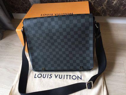 Authentic Men LV Bag Louis Vuitton