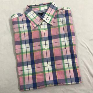Auth. Tommy Hilfiger Shirt