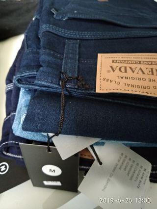 Jeans Nevada prempuan