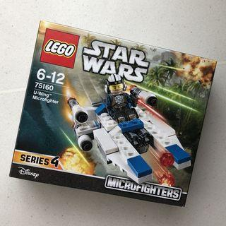 Lego Starwars Microfighters S4- 75162 Y-Wing