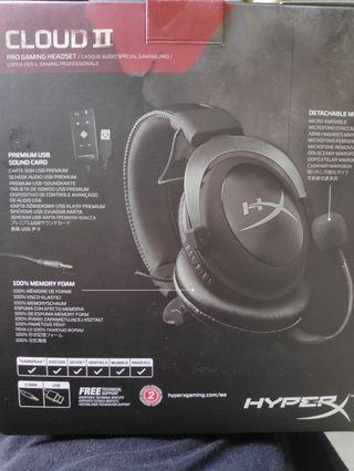 Hyberx cloud 2 gaming headset