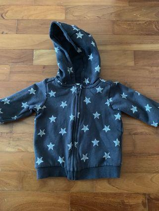 🚚 H&M Baby Hooded Jacket