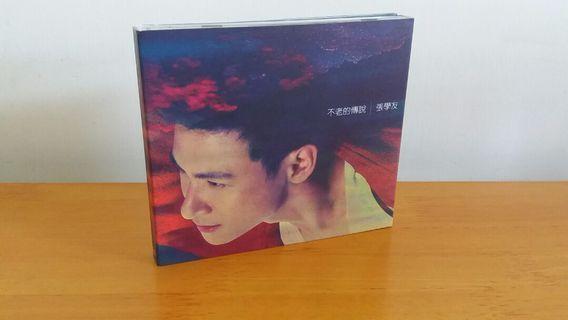 張學友 CD 不老的傳説 愛是永恆