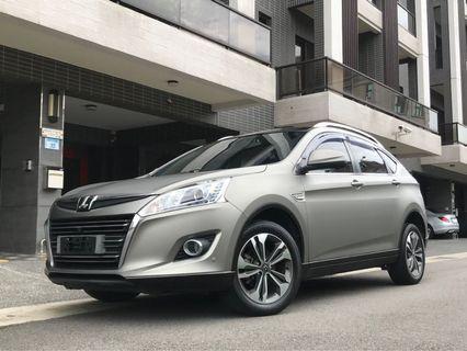 2016 LUXGEN U6 ECO 月付9900 賞車下訂送年度稅金🔥