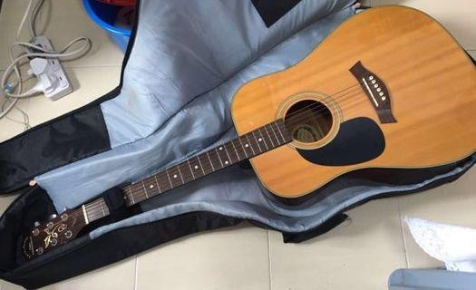 Acoustic Guitar (jack & Danny)
