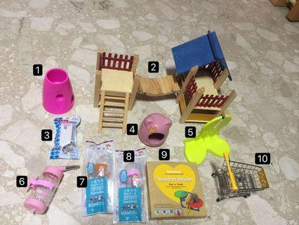 BN/Barely Used Hamster Supplies [Part 2]