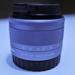 EOS M 15-45mm Lens