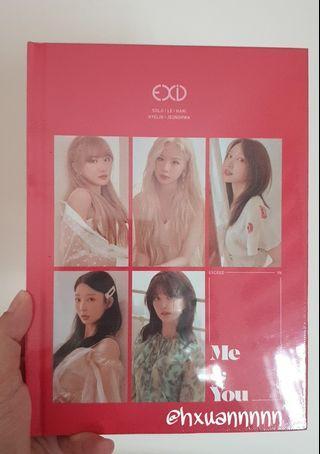 EXID - ME & YOU